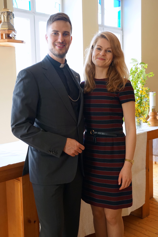 Helene ja Joona Toivanen