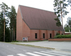 Vehkojan seurakuntakeskus