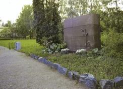 Rauhannummen Hautausmaa